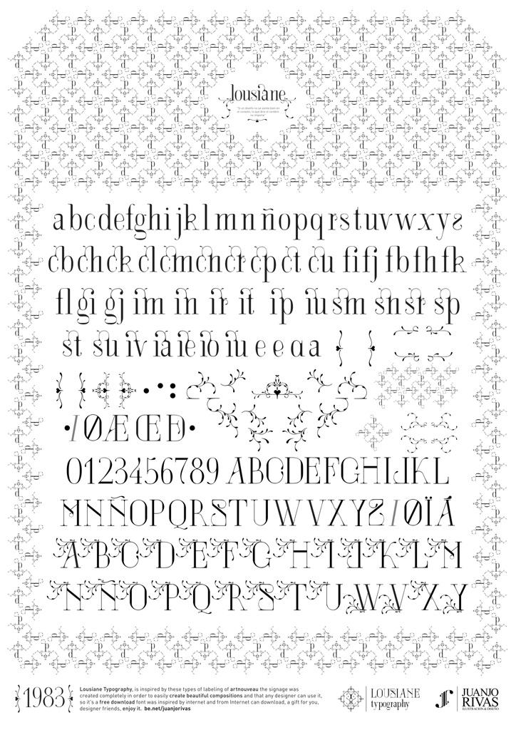 Ampersand 2013 · Student Typeface Exhibition